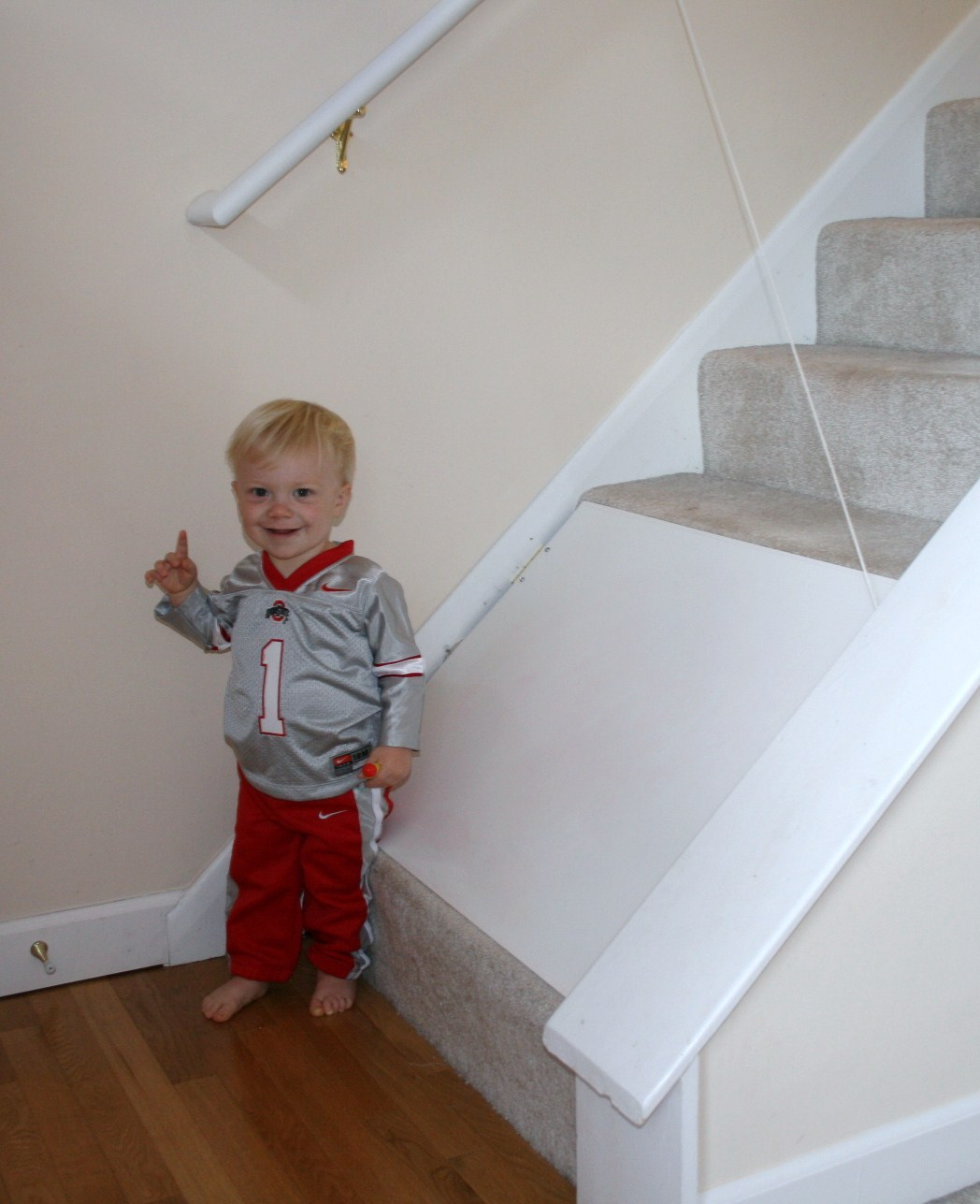 Attrayant Get A Stair Blocker For Your Home Or As A Gift! Baby Gates ...