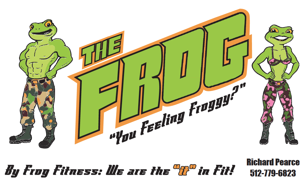 0de8a2d51 The FROG™. Introducing the World's 1st Total Body Strength & Aerobic  Concurrent Trainer!