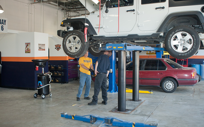Average Cost Of Brake Job >> DIY Auto Repair Shops | Fundable - Crowdfunding for Small Businesses